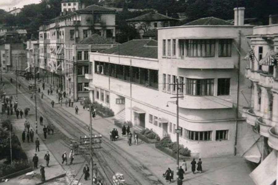 Mimarların Zonguldak Halkevi tescil başvurusu kabul edildi