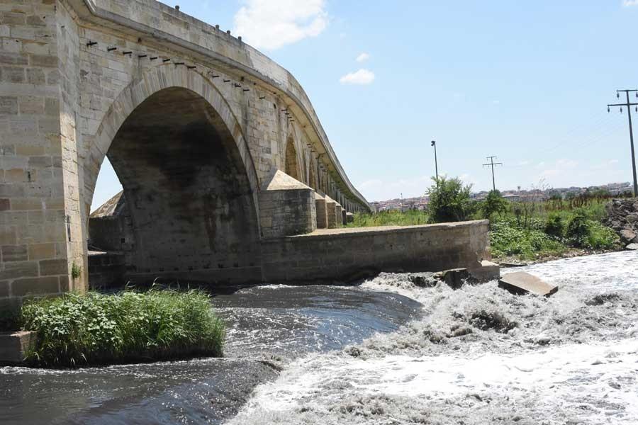 Ergene Nehri zehir akmaya devam ediyor