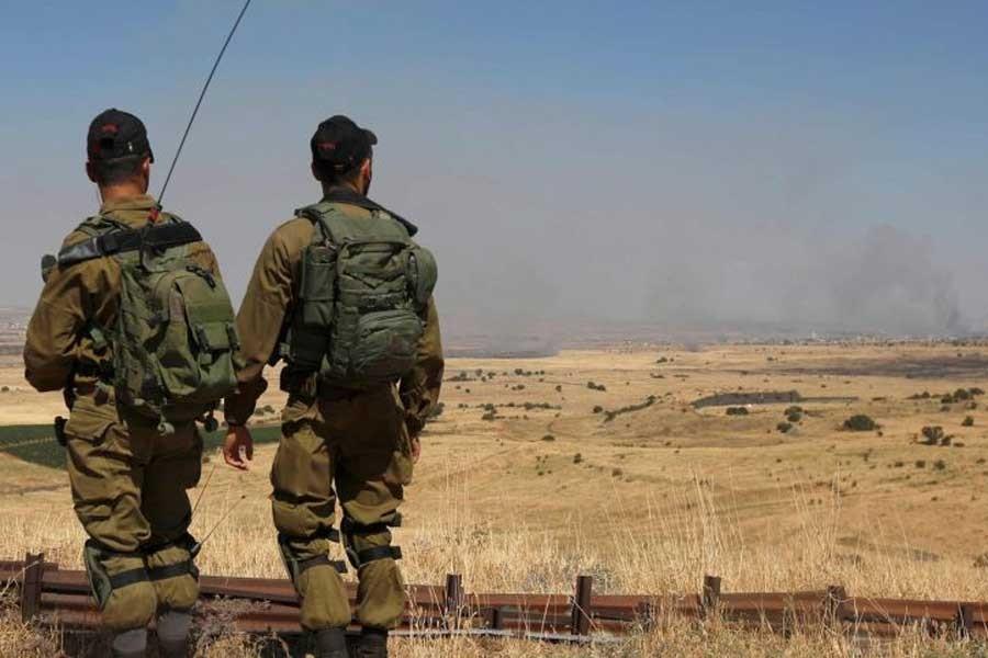 İsrail'in hava saldırıları cihatçıları kurtaramadı