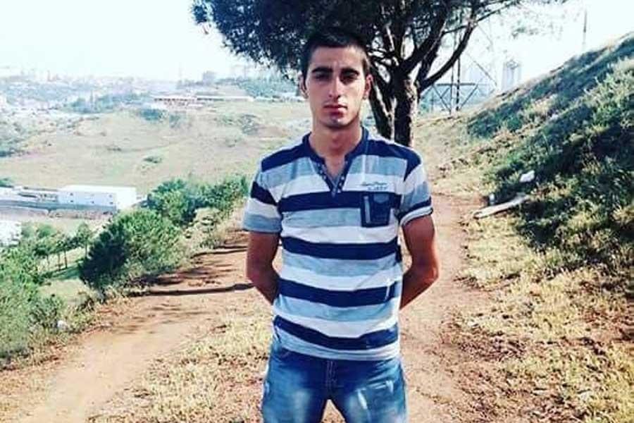 Gazi'de öldürülen genç toprağa verildi
