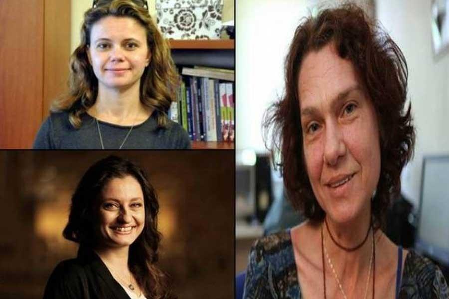 Adalet Yürüyüşü'ne kadın yazarlar da katılıyor