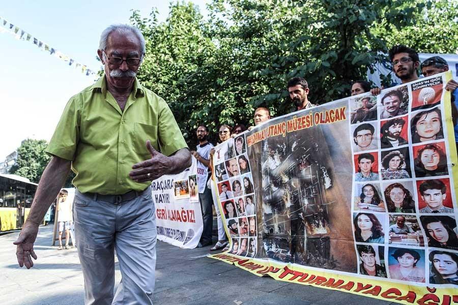 Dünden bugüne Sivas Katliamı'nın 24 yılı