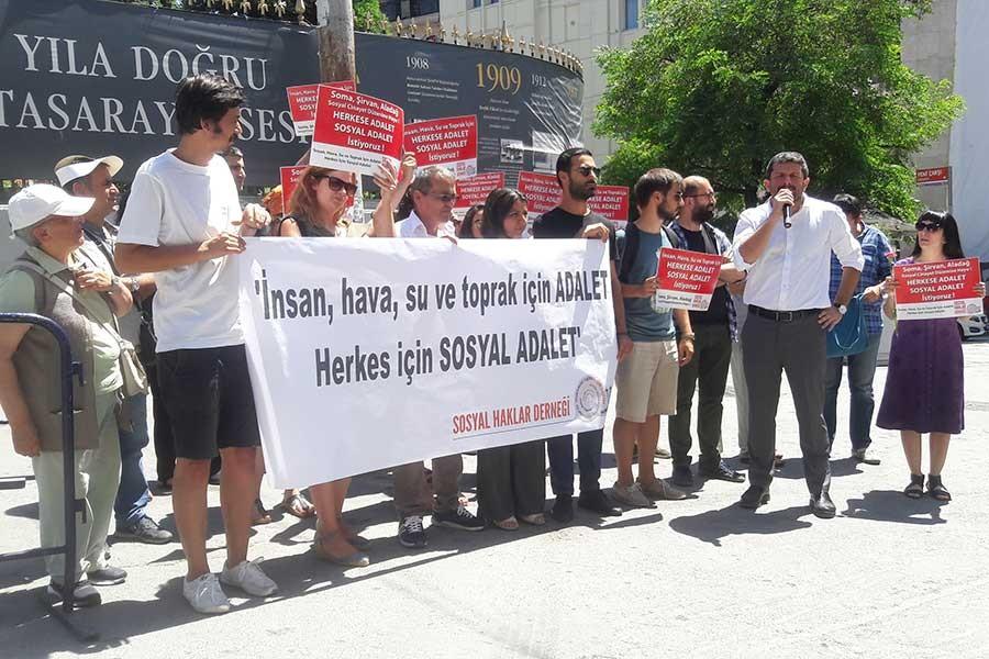 Sosyal Haklar Derneği: Herkes için sosyal adalet