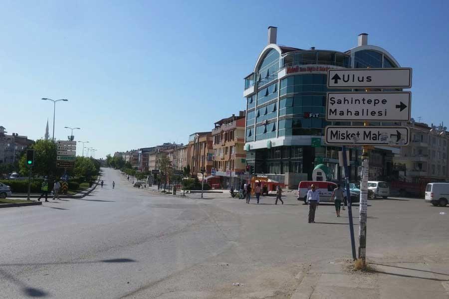 Mamak'ta 2 Temmuz anması öncesinde yollar kapatıldı