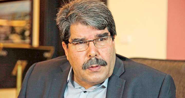 Salih Müslim: Kürtlerin aktör olduğu kabul edildi