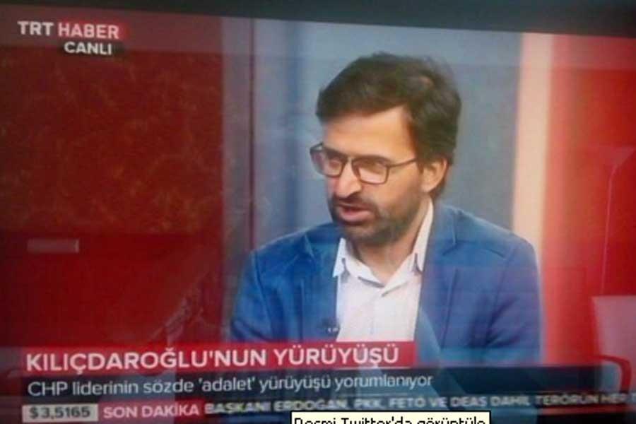 CHP'li vekillerden TRT'ye 'sözde'tepkisi