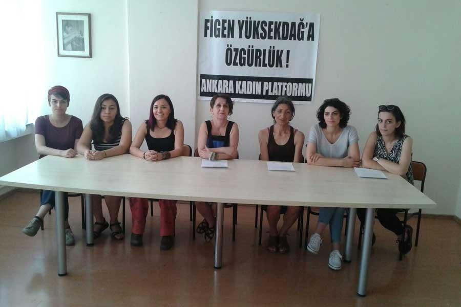 Figen Yüksekdağ'ın duruşması yarın Ankara'da görülecek