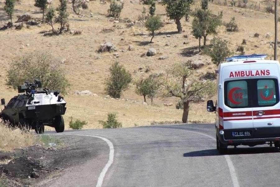 Siirt'te PKK saldırısı: 6 korucu yaşamını yitirdi, 4 asker yaralı