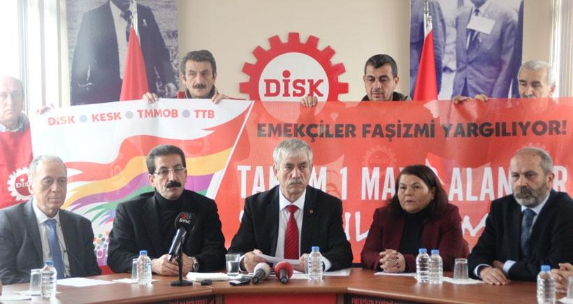 Beko: 6 Şubat'ta emekçiler faşizmi yargılayacak