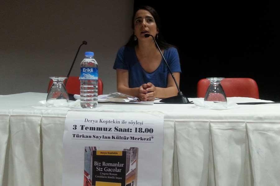Roman mahallelerindeki 7 yıllık çalışma kitaplaştırıldı