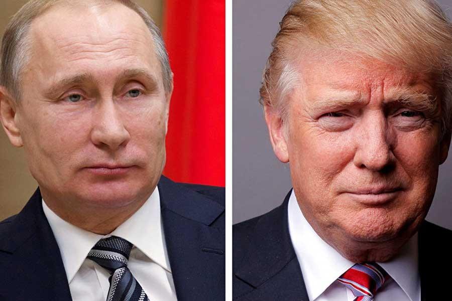 Putin ve Trump, Hamburg'da görüşecek