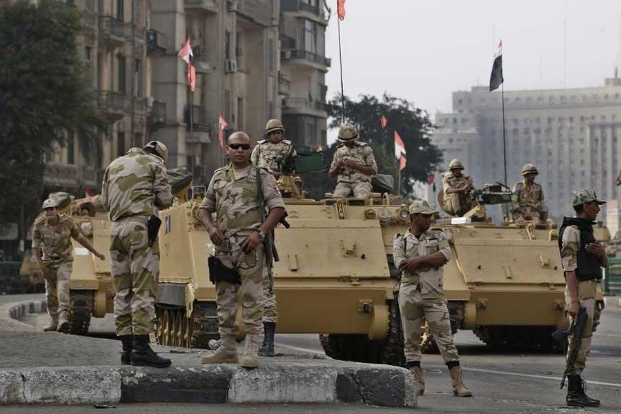 Mısır'da ülke genelinde askeri operasyon