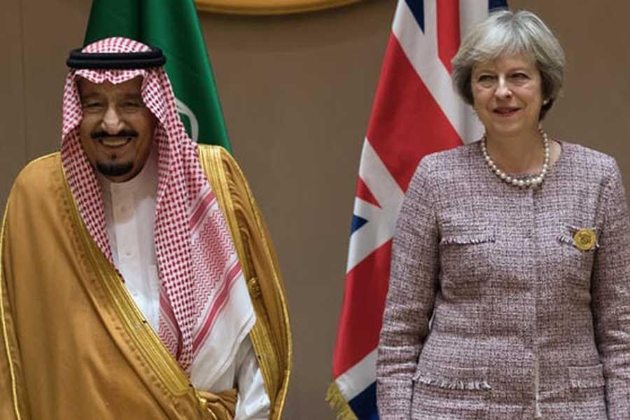 Suudi Arabistan İngiltere'de radikalleri finanse ediyor