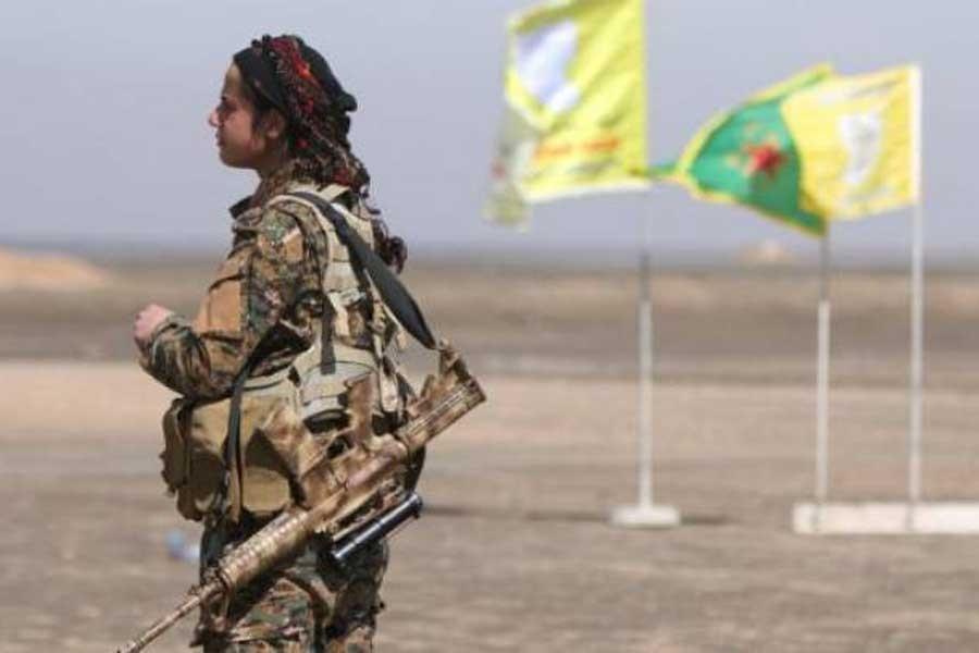 YPG: Türkiye'nin hazırlıkları 'savaş ilanı'