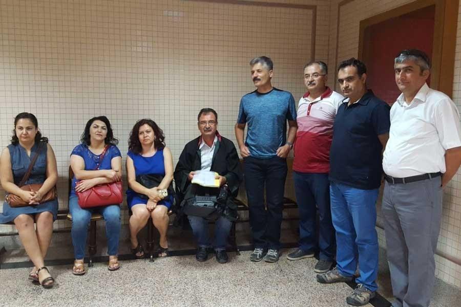 Yargılanan SES üyeleri: Sendikal faaliyet suç değildir