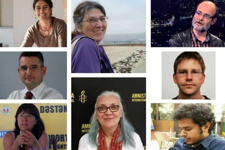 'İnsan hakları savunucularını serbest bırakın' çağrısı
