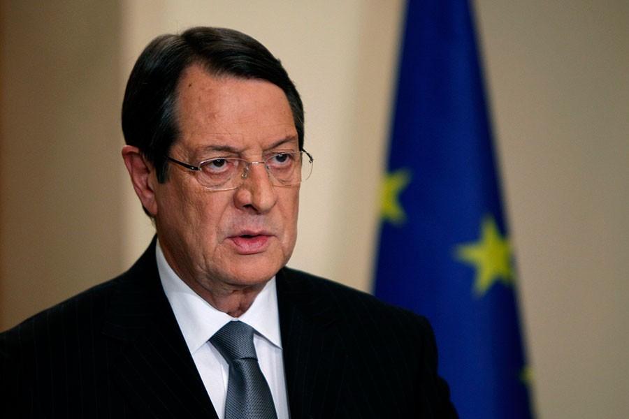 Kıbrıs Cumhuriyetinde yönetim değişmedi
