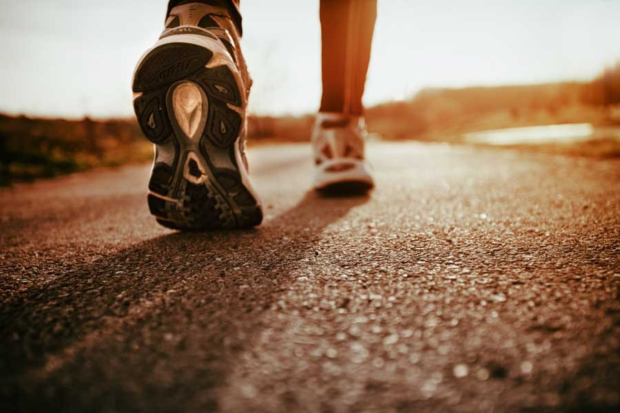 Yürümenin bilinmeyen etkileri