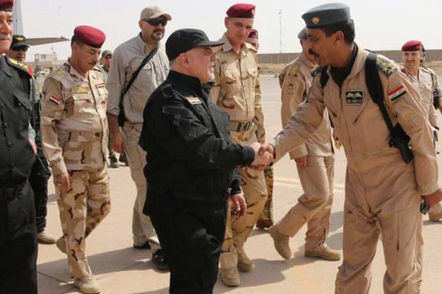 Irak Başbakanı İbadi'den Musul'da zafer ilanı