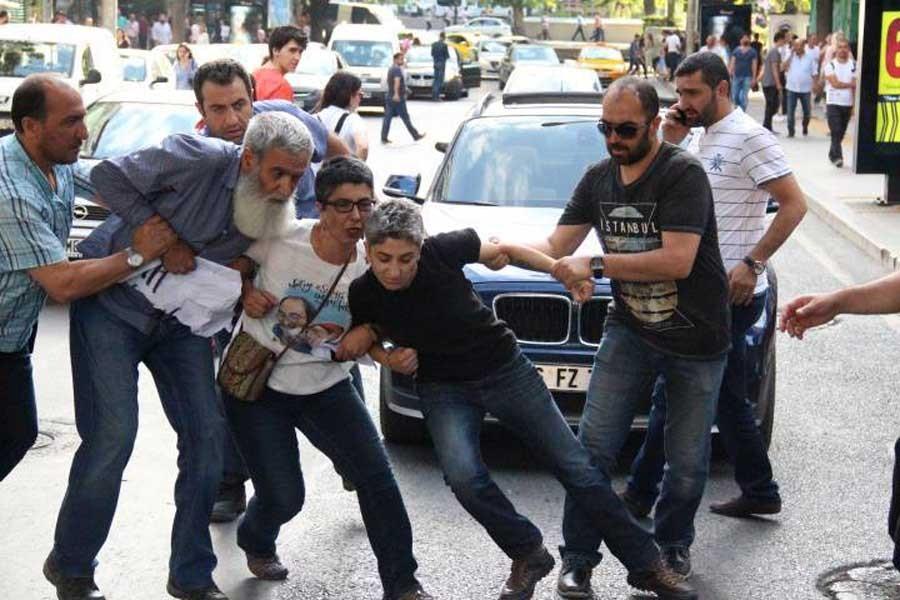Yüksel Caddesi eylemcileri adli kontrol şartıyla serbest