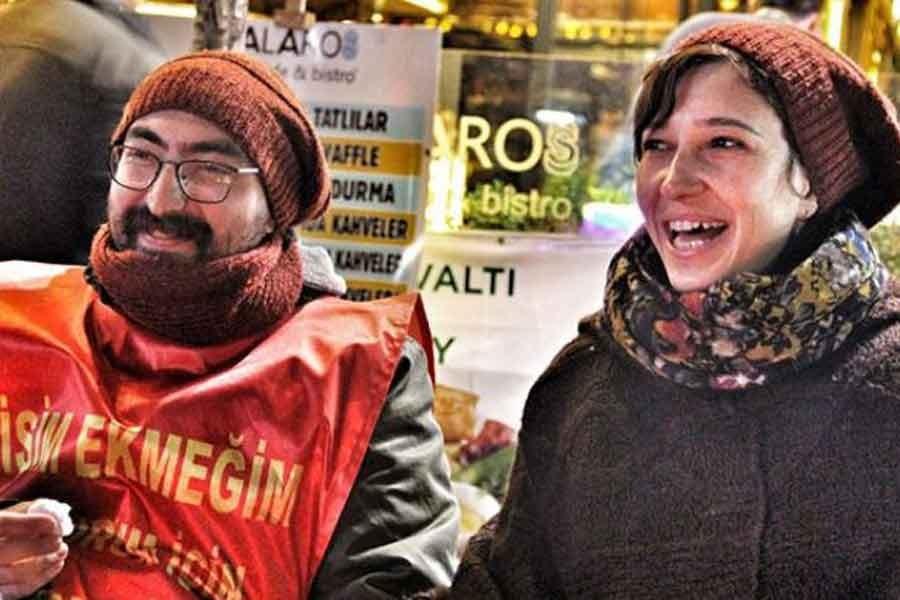 Gülmen ve Özakça için kitap kampanyası