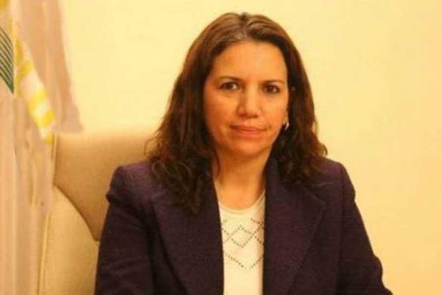 HDP'li Selma Irmak'a savunma yaptırılmadan 1 yıl ceza