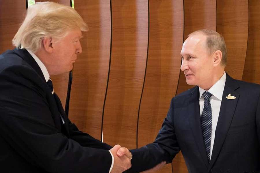 Trump: Putin ile çok iyi anlaşıyoruz