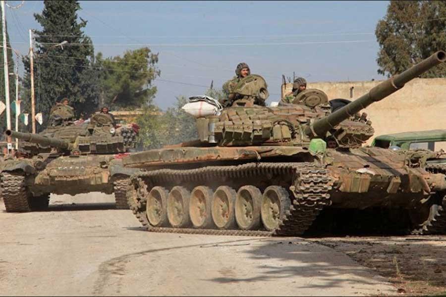 Suriye'de Hama ve Şam'da cihatçılarla çatışmalar sürüyor