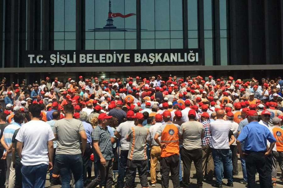 DİSK ve CHP arasında 'Kent-Yol' toplantısı yapıldı