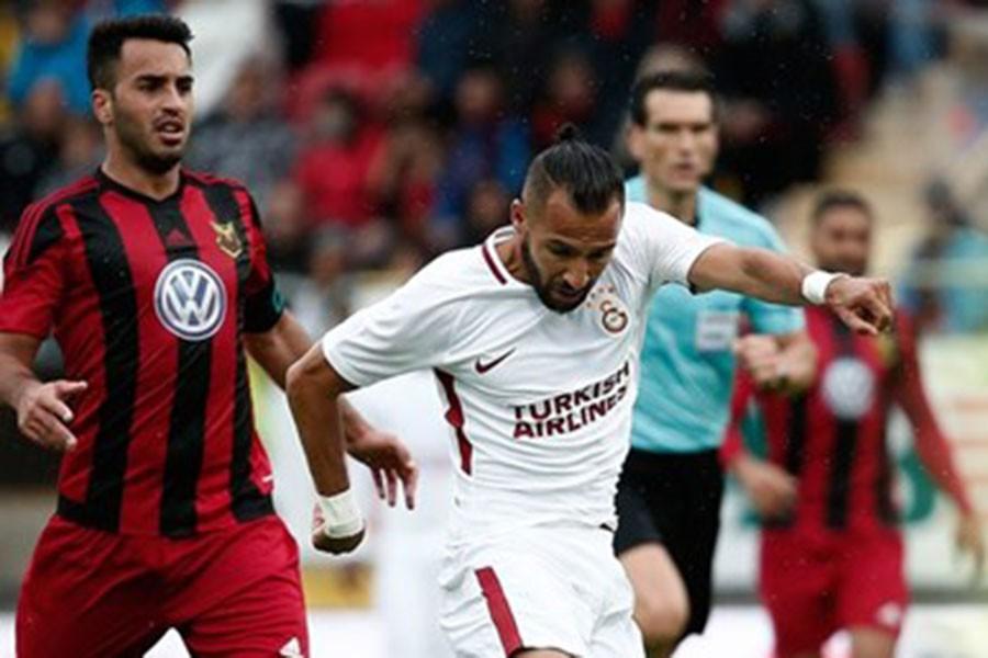 Galatasaray'dan kötü başlangıç