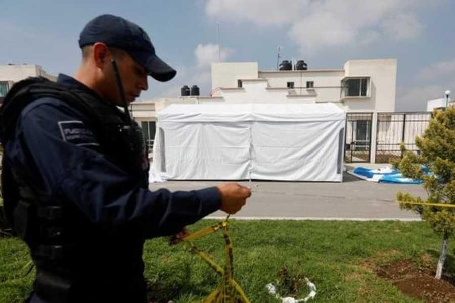 Meksika'da çocukların doğum günü partisine baskın: 11 ölü