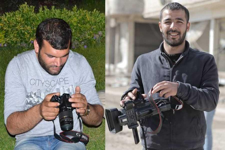 DİHABER muhabirleri Alayumat ve Akman gözaltına alındı