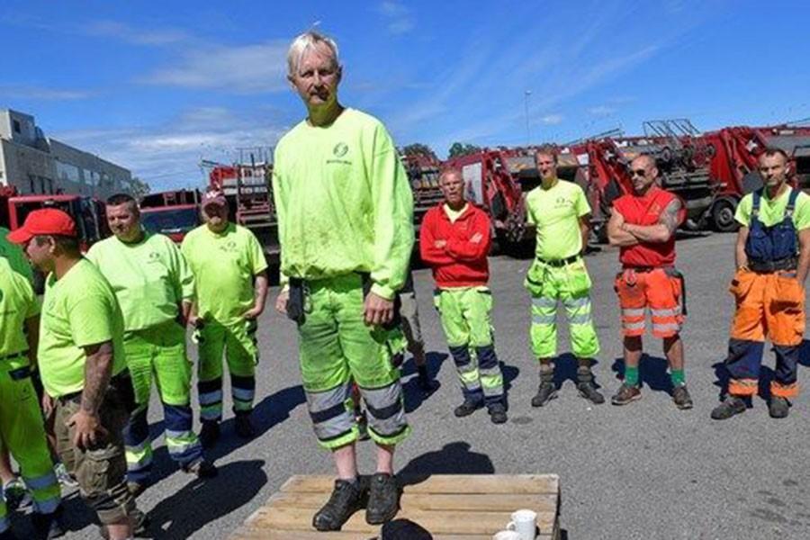 İsveç'te temizlik işçilerinin direnişi yaygınlaşıyor