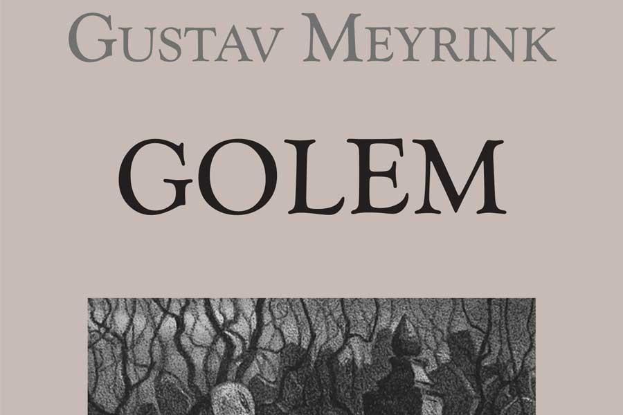 Gustav Meyrink'den fantastik kitap 'Golem'
