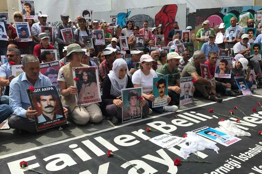 Cumartesi Anneleri: AKP iktidarı ülkeyi OHAL'e sürükledi