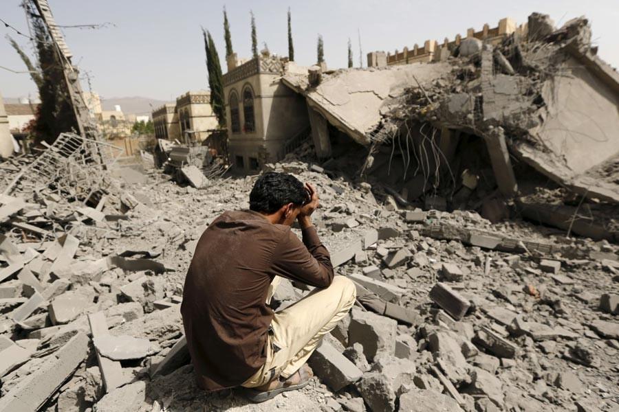Savaş için bütçe var insani yardım için yok