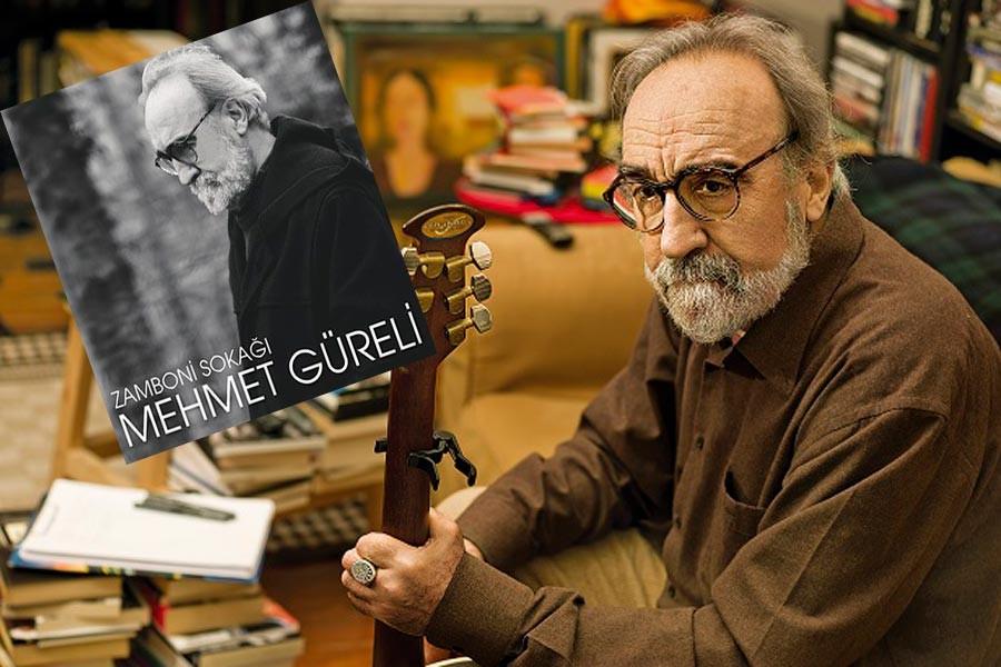 Mehmet Güreli'den 'Zamboni Sokağı'