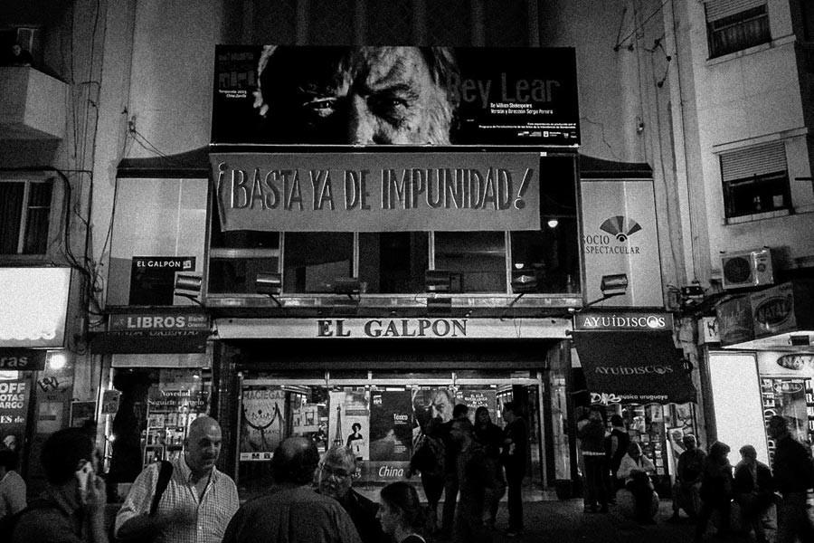 Bir tiyatronun özgürlük mücadelesi: El Galpón