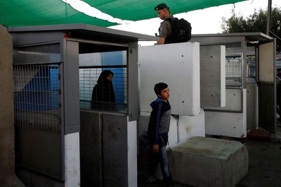 Mescid-i Aksa kapılarına dedektör yerleştirildi