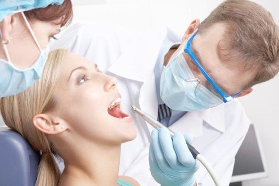 'Hamile kalamıyorsanız dişçiye gidin'