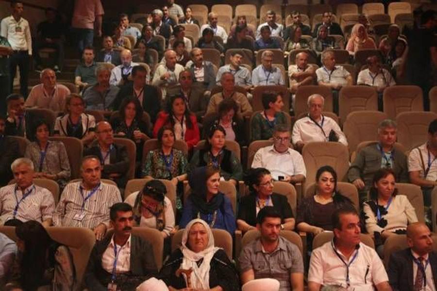'Ortak Kürt kimliğinde buluşmalıyız'