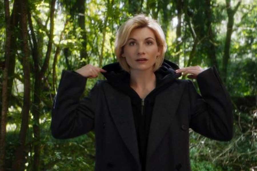 Doctor Who'da ilk kadın doktor: Jodie Whittaker