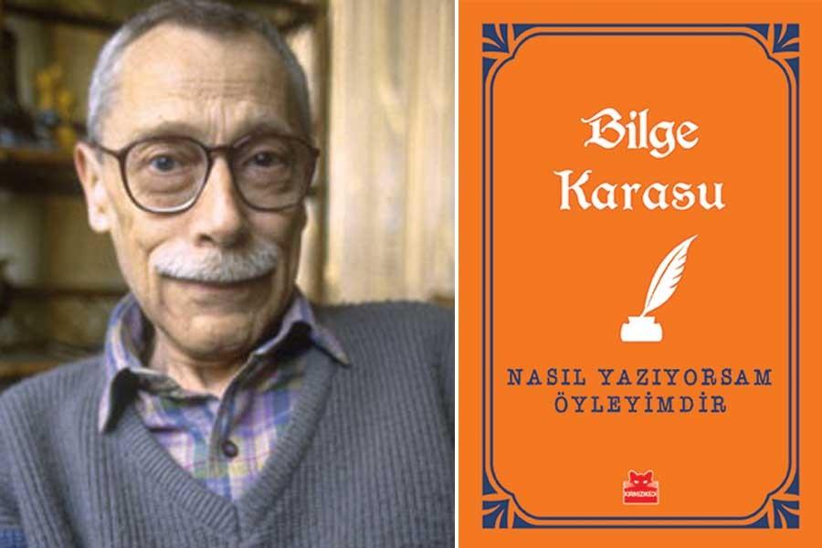 Bilge Karasu'nun son söyleşisi kitap haline getirildi