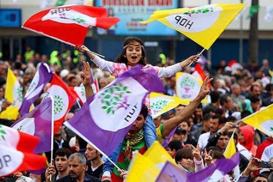 HDP 1 ay 'direniş nöbeti' tutacak