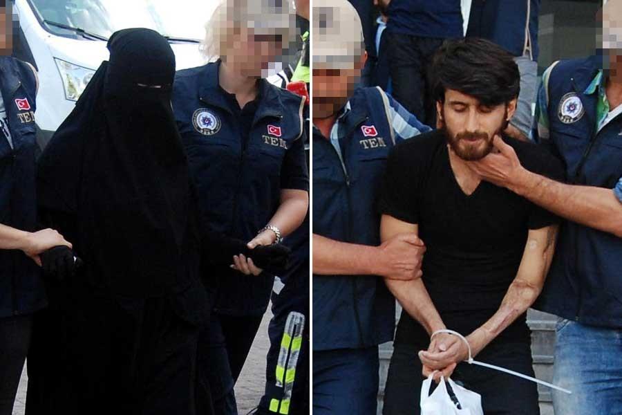 Adalet Yürüyüşü'nü hedef alan 9 IŞİD'li tutuklandı