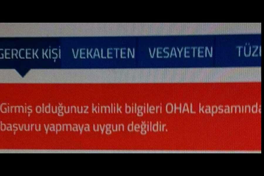 OHAL Komisyonu, taşeron işçilerin itirazını kabul etmedi