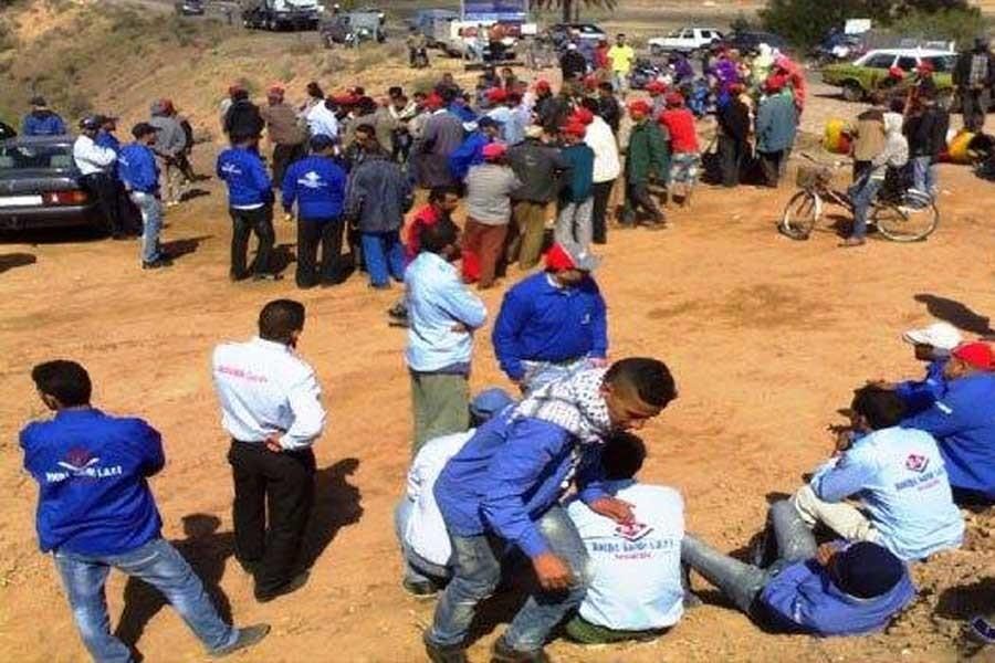 Fas'ta 23 kum işçisi işten atıldı