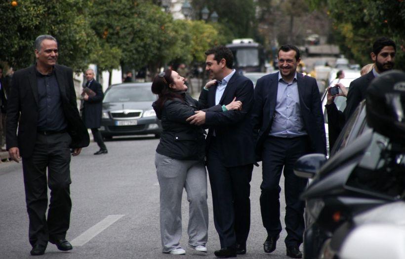 Yunanistan'da kabine açıklandı