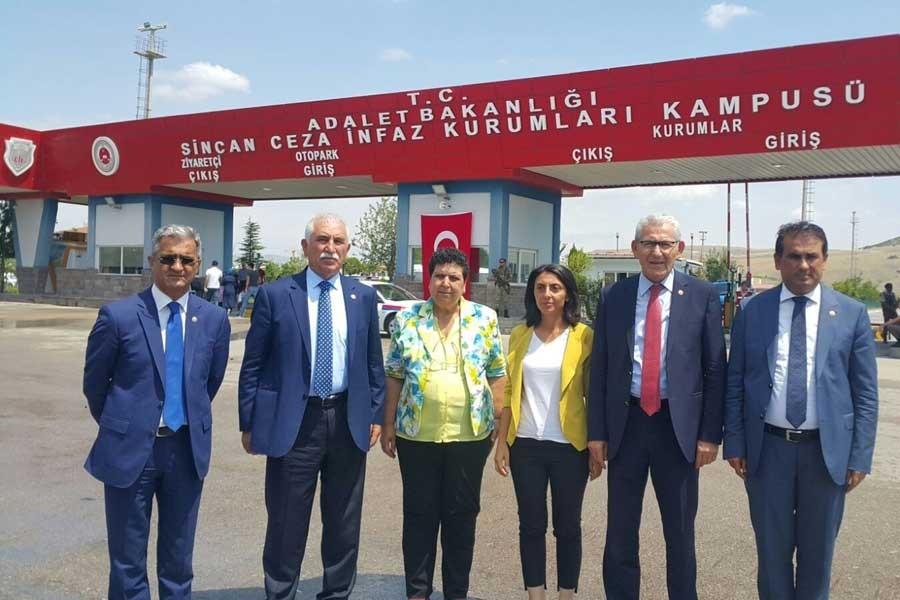CHP'li vekiller Gülmen ve Özakça için AİHM'e rapor gönderdi