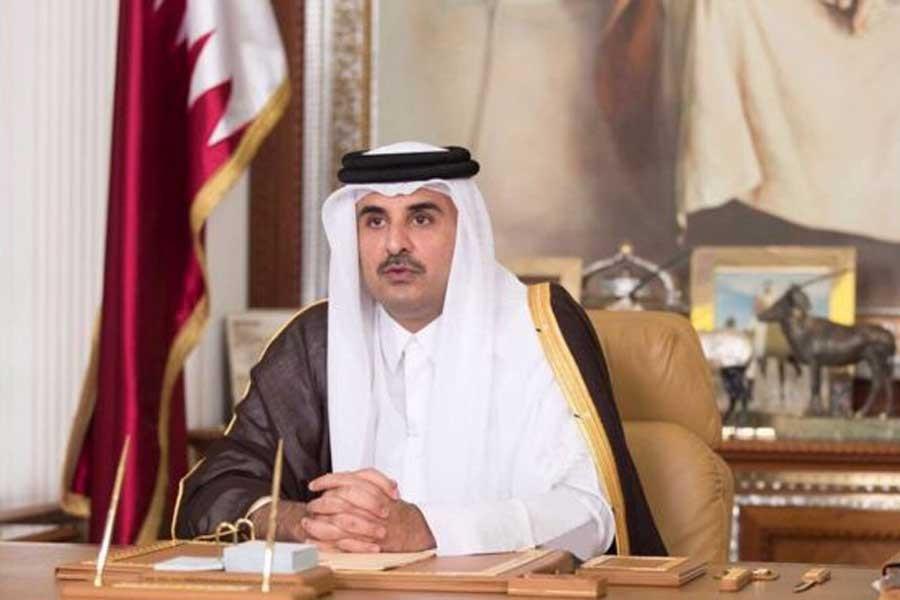 Katar Emiri es-Sani'den diyalog çağrısı